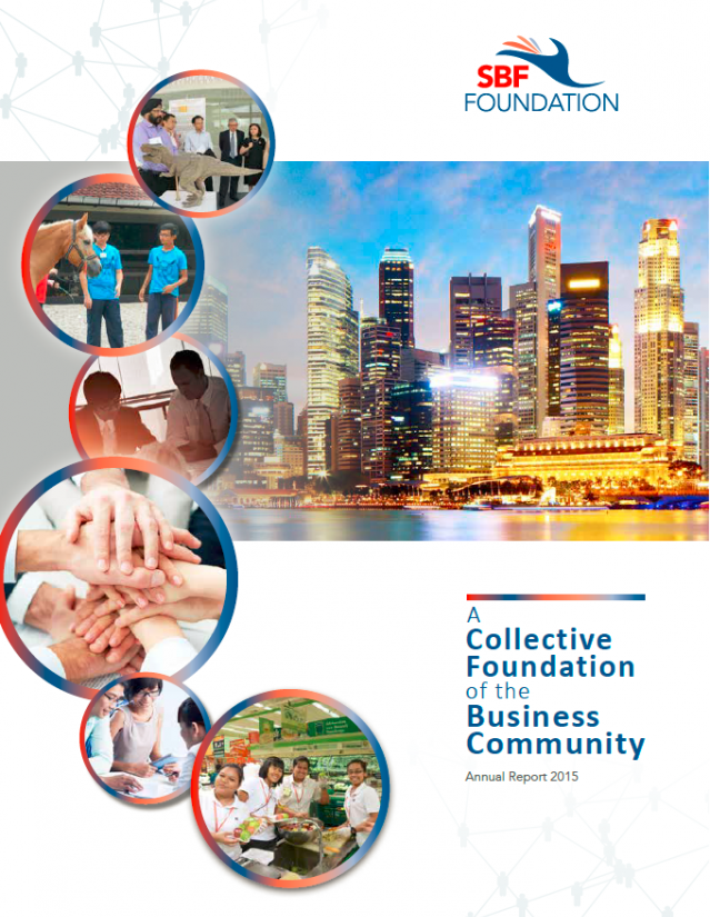 SBF Foundation Annual Report 2015