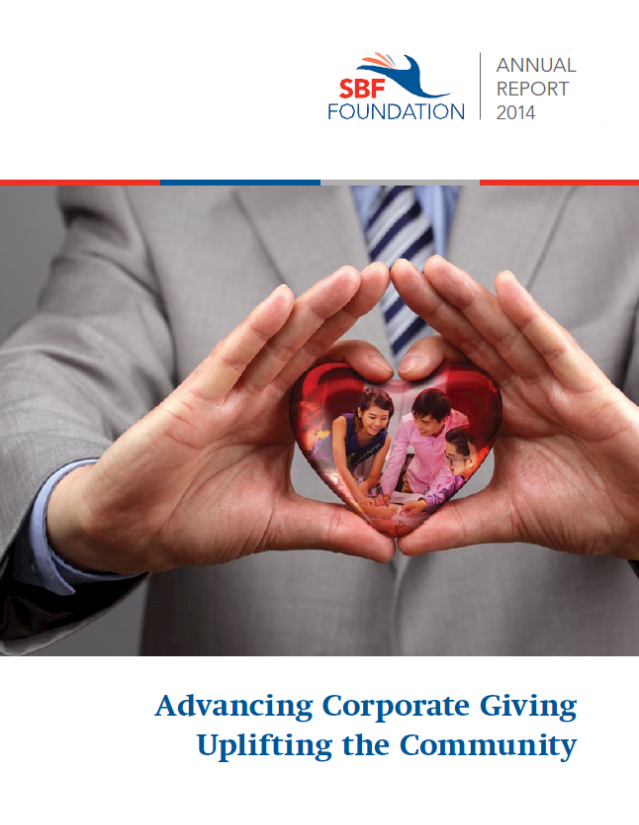 SBF Foundation Annual Report 2014