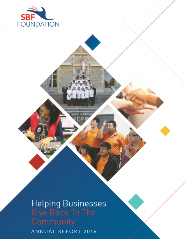SBF Foundation Annual Report 2016
